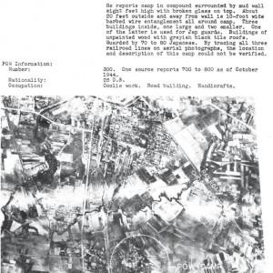 屏東隘寮戰俘營(Heito POW Camp)