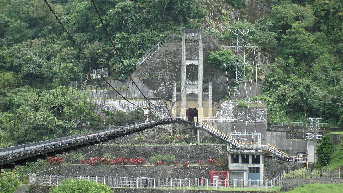 東部發電廠-銅門機組 出處:台灣電力股份有限公司