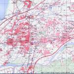 二萬五千分之一經建版地形圖(1999-2001)