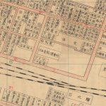 圖片出處:《臺灣博覽會紀念臺北市街圖》出版年代:1935