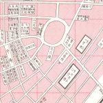 圖片出處:《大日本職業別明細圖No.467:嘉義市.斗六街.虎尾街.朴子街》出版年代:1936