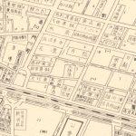 圖片出處:《大日本職業別明細圖No.486:臺北市.淡水街.北投庄》出版年代:1936