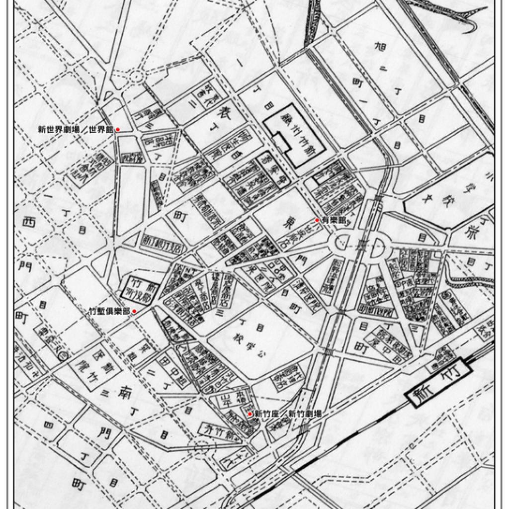 新竹市職業明細圖